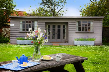 The Garden House, Flagstaff Holidays, Burnham Overy Staithe, Norfolk